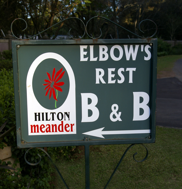 Elbows Rest Bed and Breakfast Self-catering Accommodation